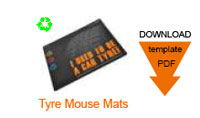 Download Artwork Guide : Brite-Mat Tyre Mouse Mats BRMM